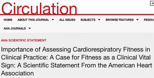 Measuring Fitness Aerobic Capacity A Review At Athleteinme