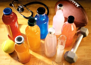 Sports Drinks and Recovery Drinks - A